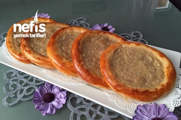 Bursa'nın Nefis Tahinli (Tahanlı) Pidesi (videolu) Tarifi