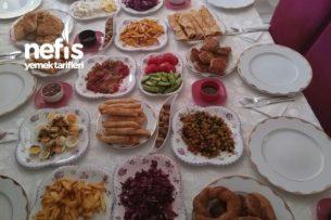 Ailemle Bayram Kahvaltı Sofrası Tarifi