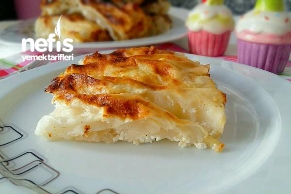 Kırma Börek (Göçmen Böreği) Tarifi