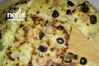 Mayalı Börek (Okul Kahvaltısına Alternatif) Tarifi