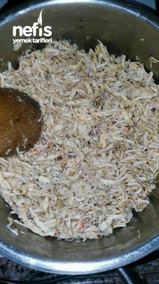 Tavuklu Börek Tarifi Videosu