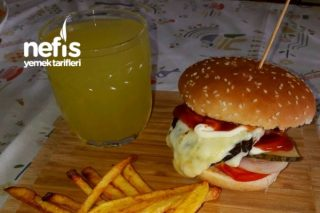 Evde Nefis Hamburger Tarifi