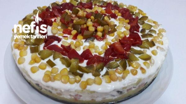 Yoğurlu Mayonezli Patates Salatası(gün Salatası)