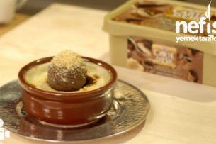 Krokanlı Sütlaç Videosu Tarifi