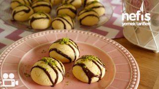 Limonlu Mısır Unlu Kurabiye Videosu