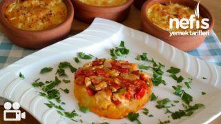 Patates Püreli Tavuk Sote (Porsiyonluk ) Videosu Tarifi