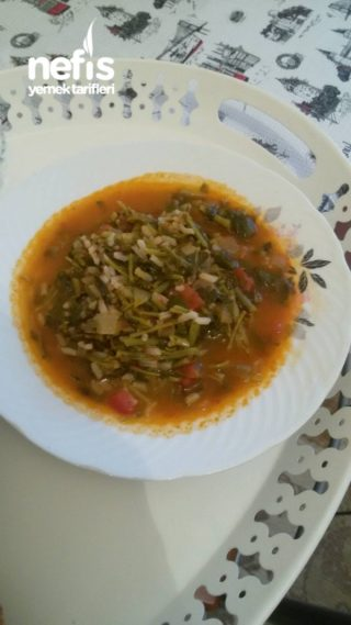 Diyet Semizotu Yemeği