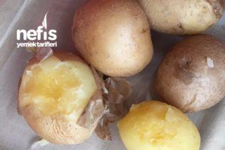 Mikrodalga Fırında Nefis Patates Tarifi