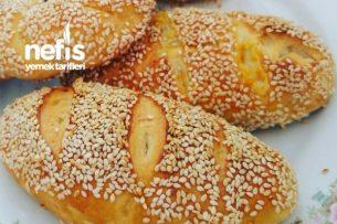 Simit Tadında Peynirli Poğaça Tarifi Videosu 11