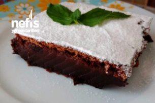 Çikolatalı Sihirli Kek ( Çikolata Aşkı) Tarifi