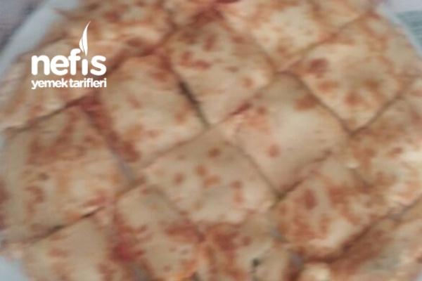 Pizza Krep Tarifi