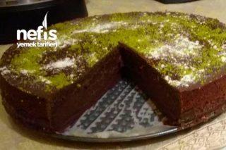 Çikolatalı Pudingli Pasta..(Harika) Tarifi