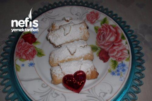 Ballı Tarçınlı Cevizli Becelli Çörek Tarifi