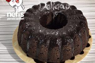 Bitter Çikolatalı Islak Kek