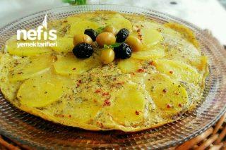 Kahvaltılık Patates Tava Tarifi