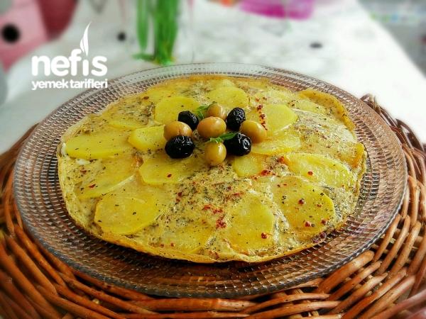 Kahvaltılık Patates Tava