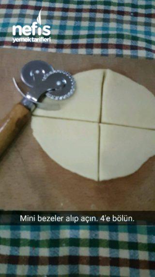 Elmalı Pasta (Elmalı Kurabiye)