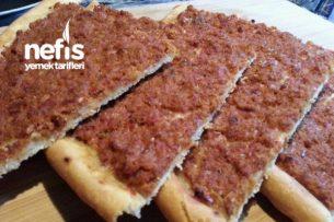 Kıymalı Pizza Tarifi