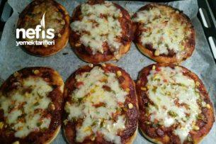 Özel Soslu Pizzalarım Tarifi