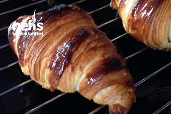 Gerçek Fransız Kruvasan (Croissants) Tarifi