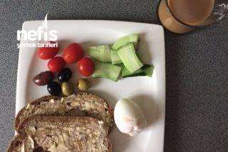 Kahvaltı Diyet 1( Başlangıç Kilo 81.5) Tarifi