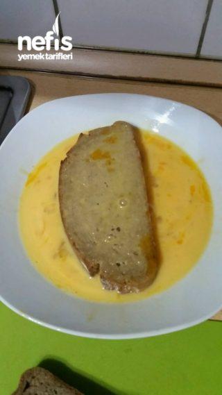 Yumurtalı Ekmek (kahvaltılık)