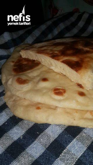 Bazlama (mayali Ekmek )