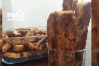 Crunchy Cookies (Kıtır Kurabiye) Tarifi