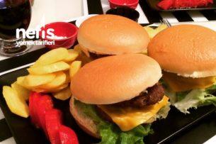 Double Cheeseburger Tarifi