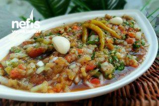Harika Kebap Salatası Tarifi