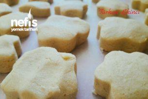 Kıyır Kıyır Un Kurabiye (Pastane Benzeri) Tarifi