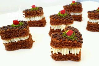 Mini Kalpli Pastacıklar Tarifi