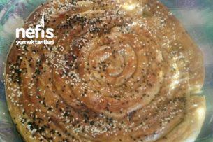 Baharat Yapımı - Patatesli Kıymalı Kol Böreği Tarifi