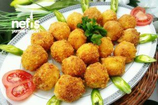 Süper Patates Nugget (Kaşarlı) Tarifi