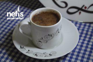 Bol Köpüklü Damla Sakızlı Kahve Tarifi