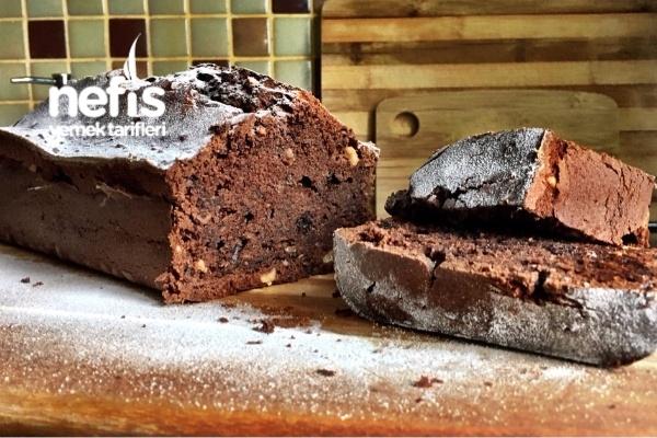 Yumuşacık Kakaolu Fındıklı Baton Kek (Püf noktalarıyla) Tarifi