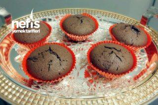 3 Malzemeli Brownie (5 Dakikada ) Tarifi