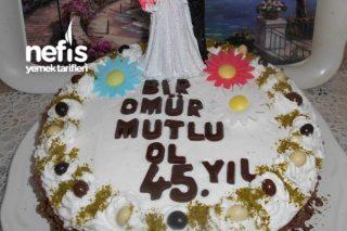 Evililik Yıldönümü Pastası Tarifi