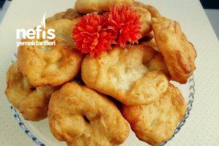 Mayalı Hamur Kızartması (İkramlık/Kahvaltılık) Tarifi