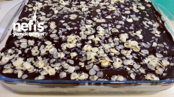 Muzlu Şarlot (charlotte Cake)