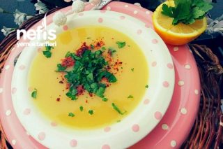 Vitamin Deposu Kış Çorbası Tarifi