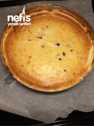 Yaban Mersin'li Cheesecake