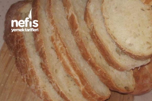 Trabzon Ekmeği Tadında (Harika Bir Ekmek) Tarifi