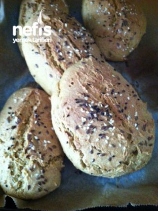 Harika Zerdeçal Zencefilli Ekmek