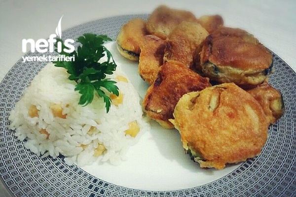 Yumuşacık Patlıcan Pane Tarifi