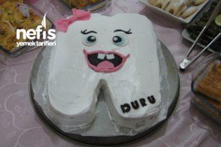 Diş Buğdayı Pastası Tarifi