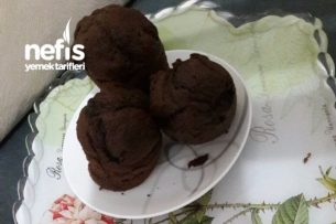 Bardakta Çikolatalı Kek Tarifi