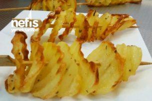 Çöp Şişte Patates Tarifi