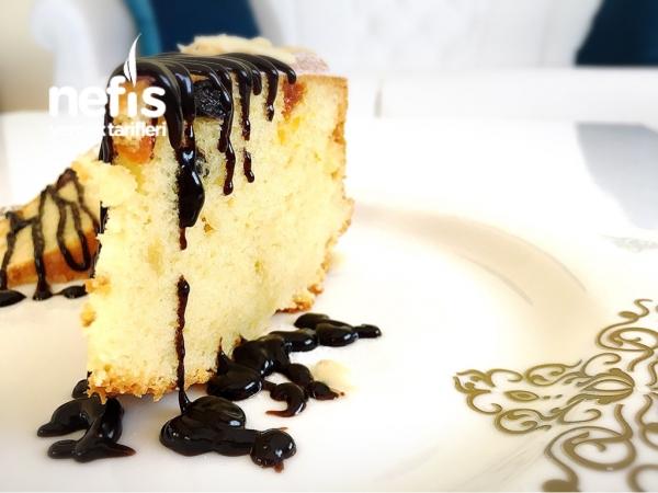 Kremalı Meyveli Kek