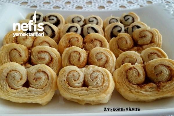 Çıtır Çıtır Şipşak Börek ( Ağızlara Layık) Tarifi